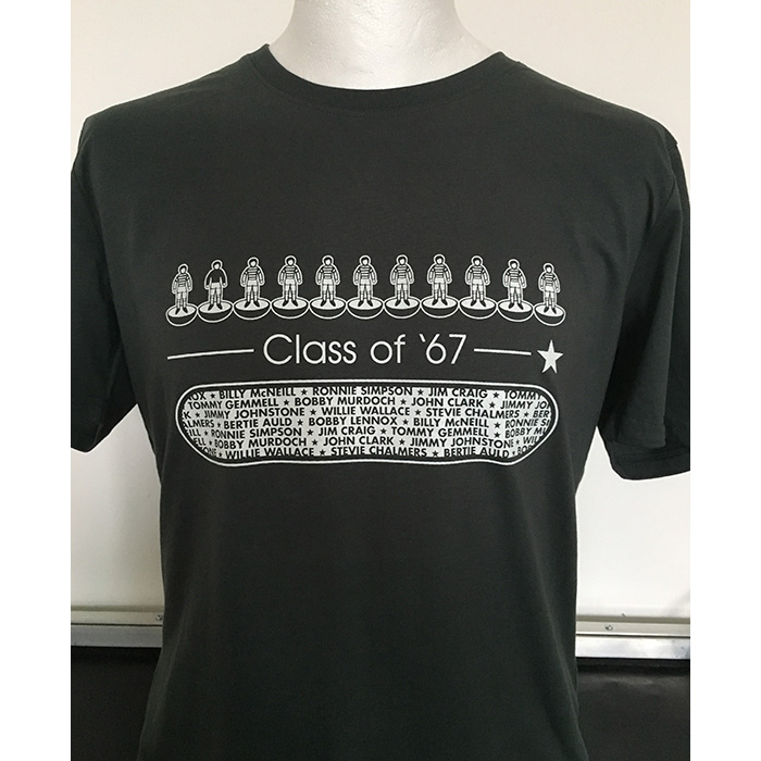 Class Of 67 Charcoal Tshirt Alternative T Shirts Co